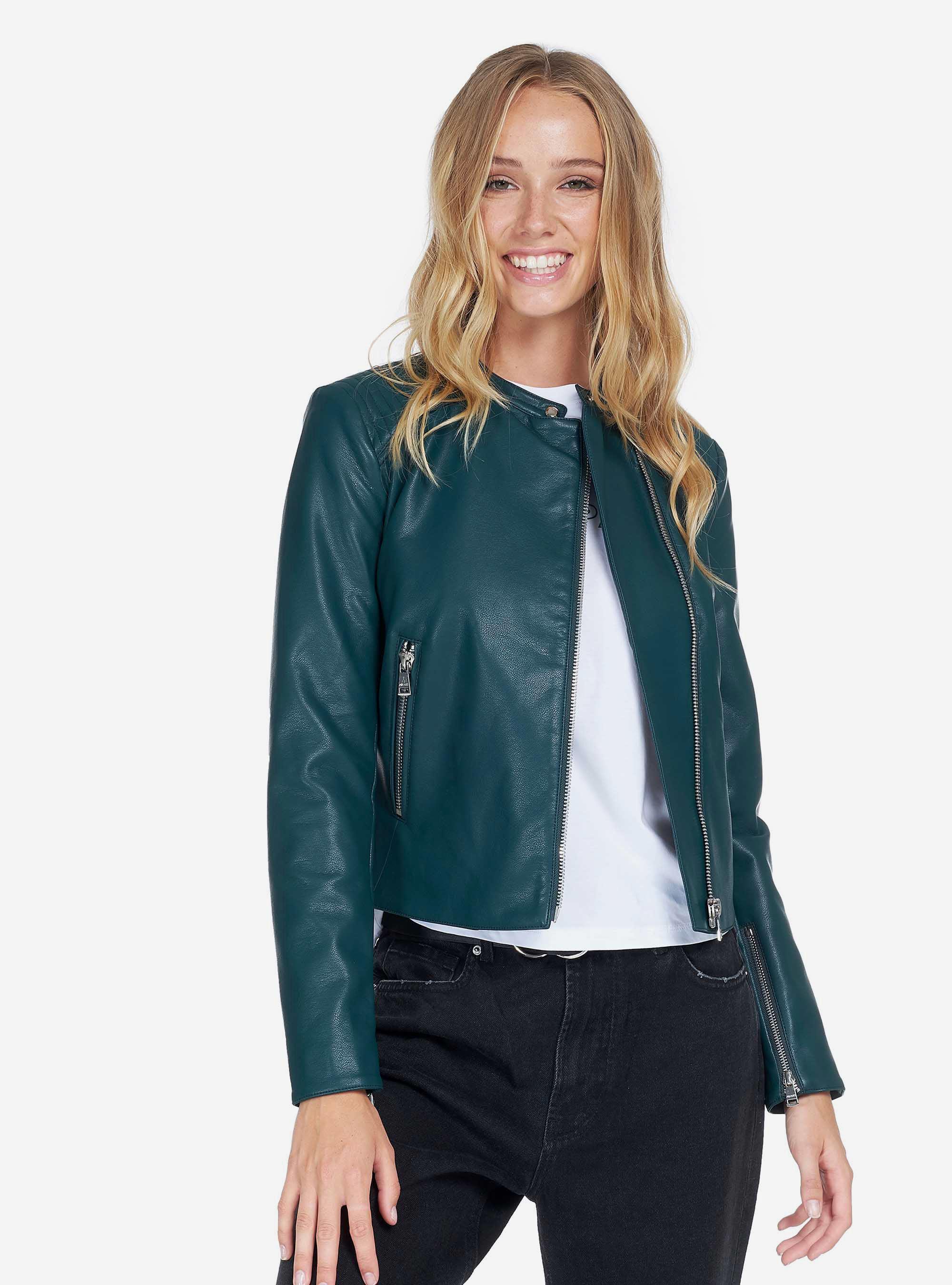 alcott giacca verde donna