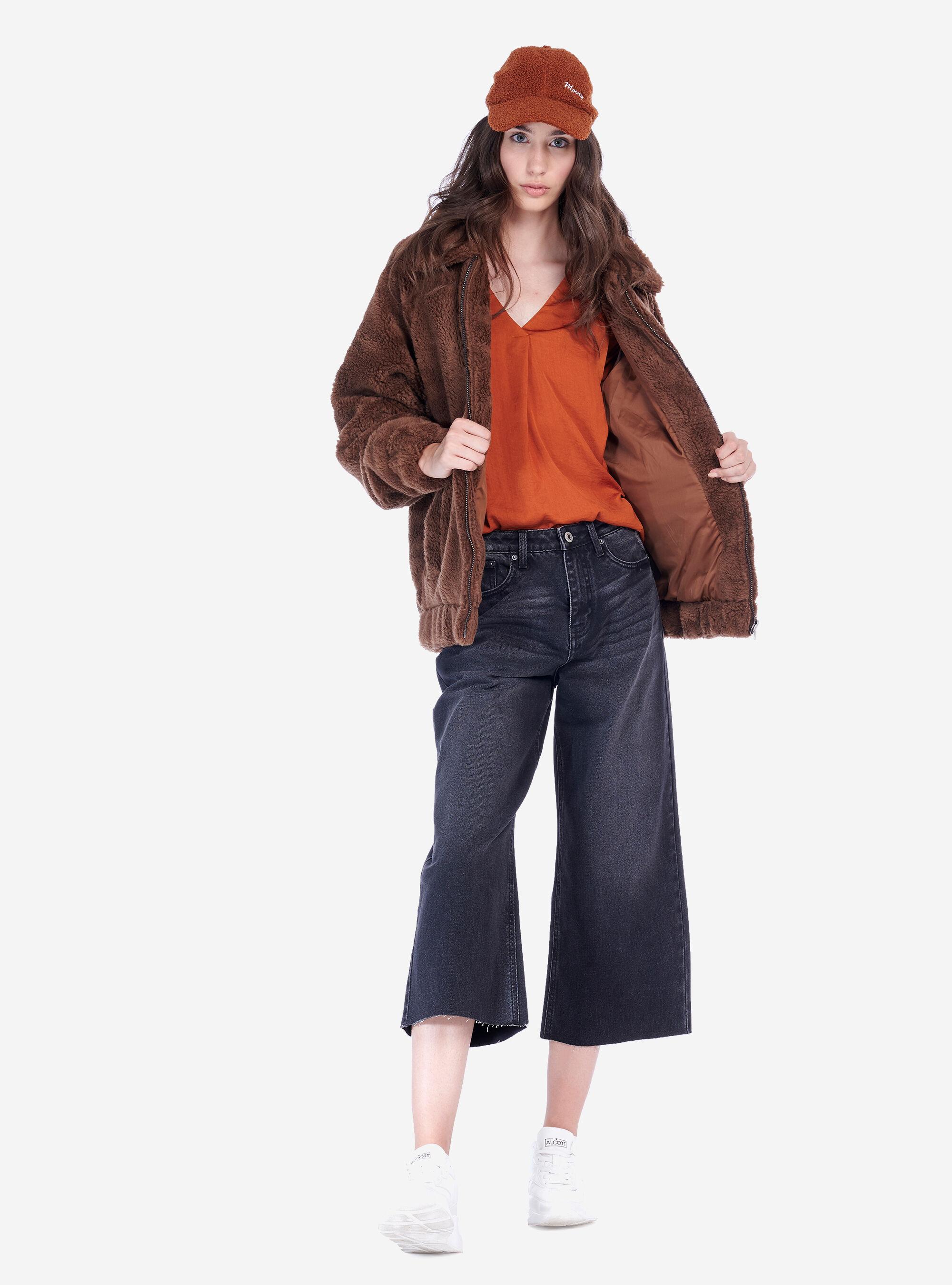 ALCOTT giacca in canvas con dettaglio taschino BEIGE NEW