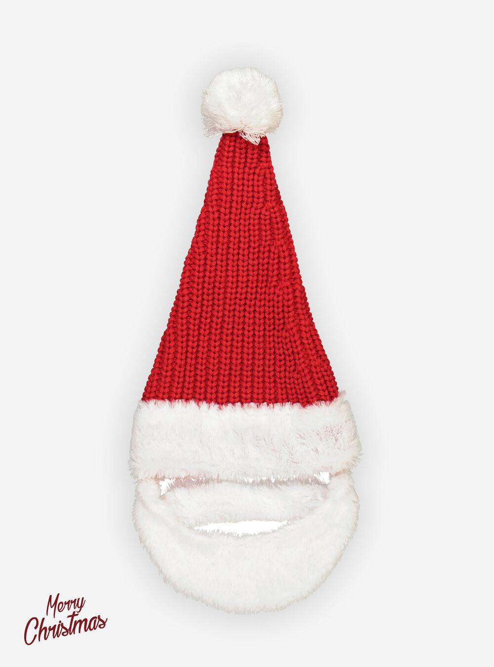Accessori Natale.Cappello Babbo Natale