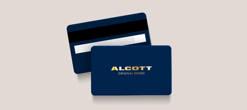 alcott giftcard