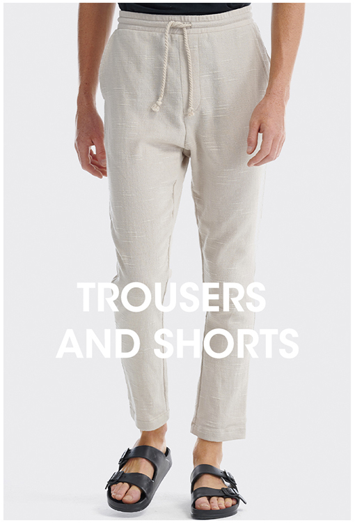shorts man