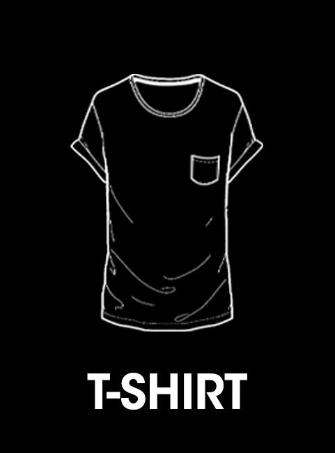 sales t-shirt man