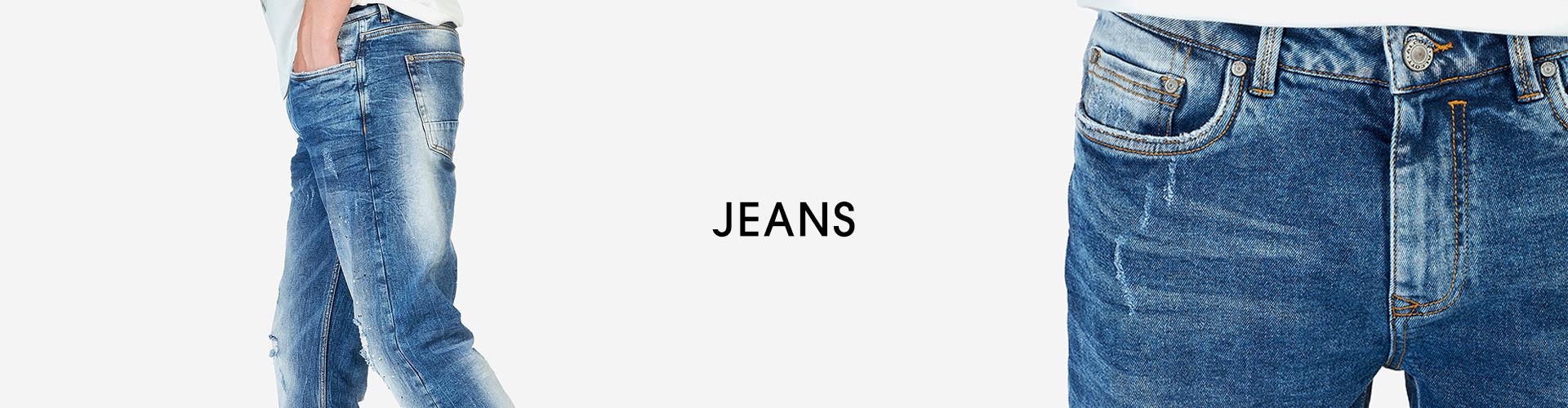 best service 15b9c 48d72 Jeans da Uomo | Acquista online su Alcott