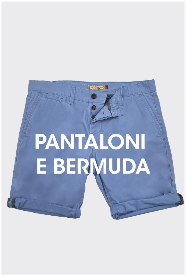 pantaloni e bermuda uomo