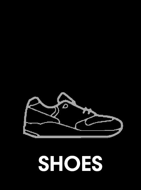 sales shoes man