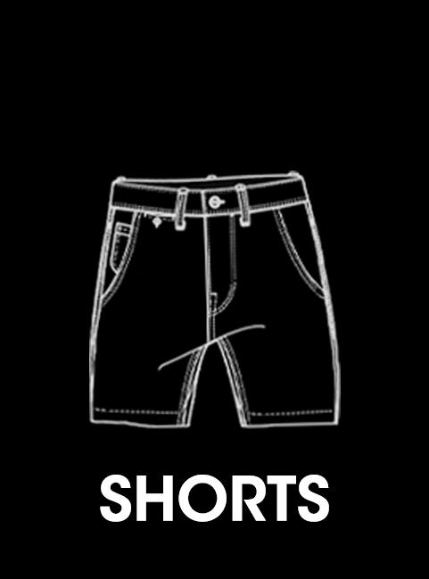 sales shorts man