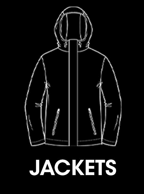 sales jackets man